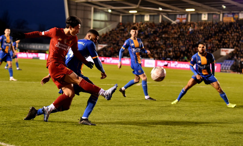 Match report: Liverpool face FA Cup replay after Shrewsbury draw - Liverpool FC