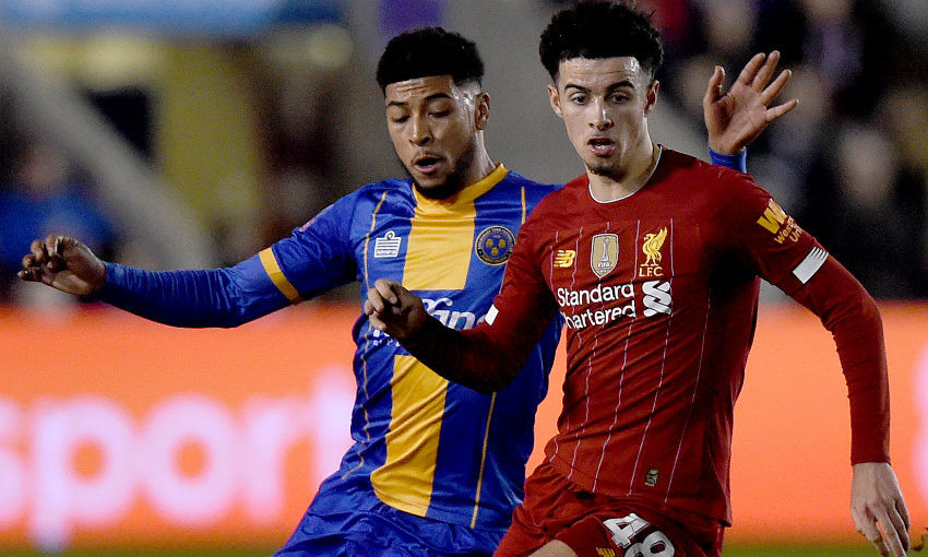 Liverpool v Shrewsbury Town: TV channels and live coverage details - Liverpool FC