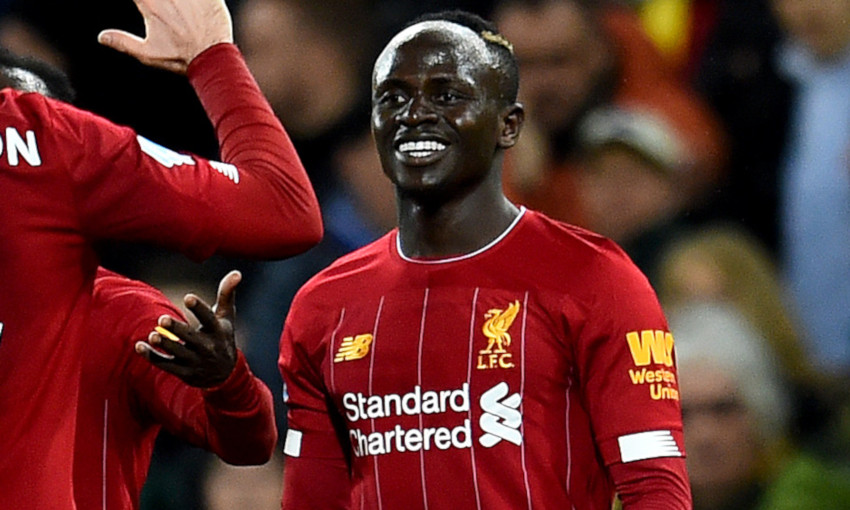 Sadio Mane: It's just one more step - we'll carry on - Liverpool FC