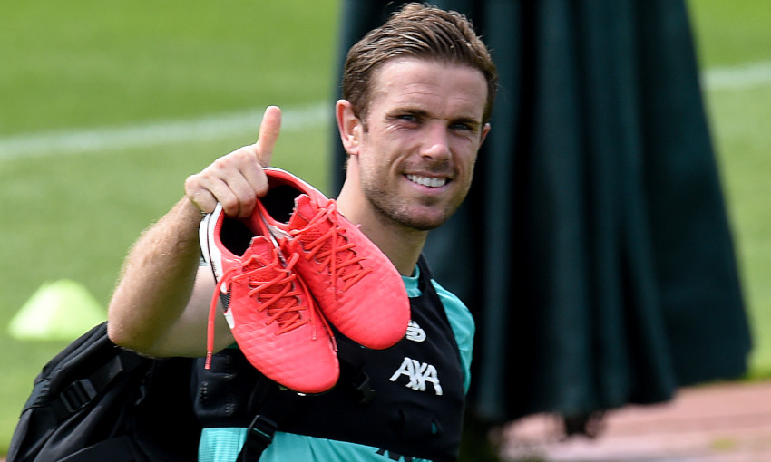 'We're so grateful to have Jordan Henderson as our captain' - Liverpool FC