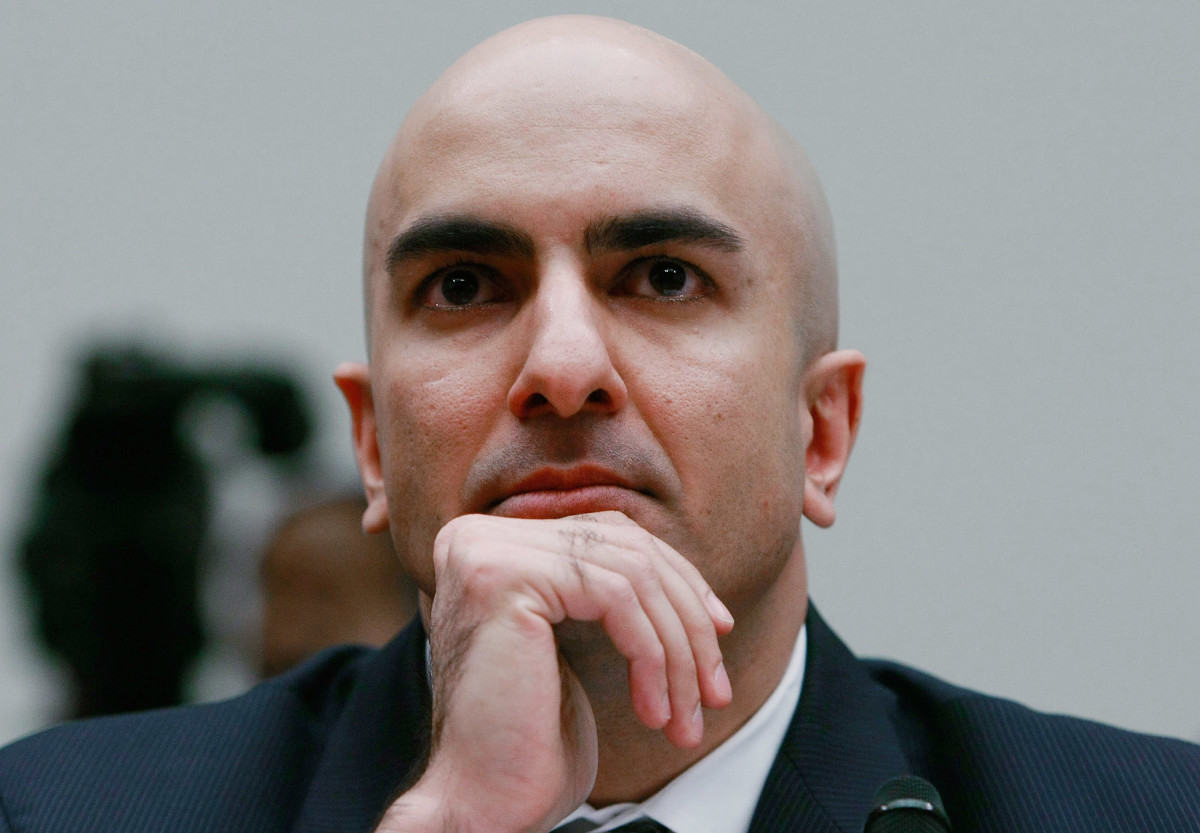 Neel Kashkari Expects To Be Chopping Wood For Another Year And A Half - Dealbreaker