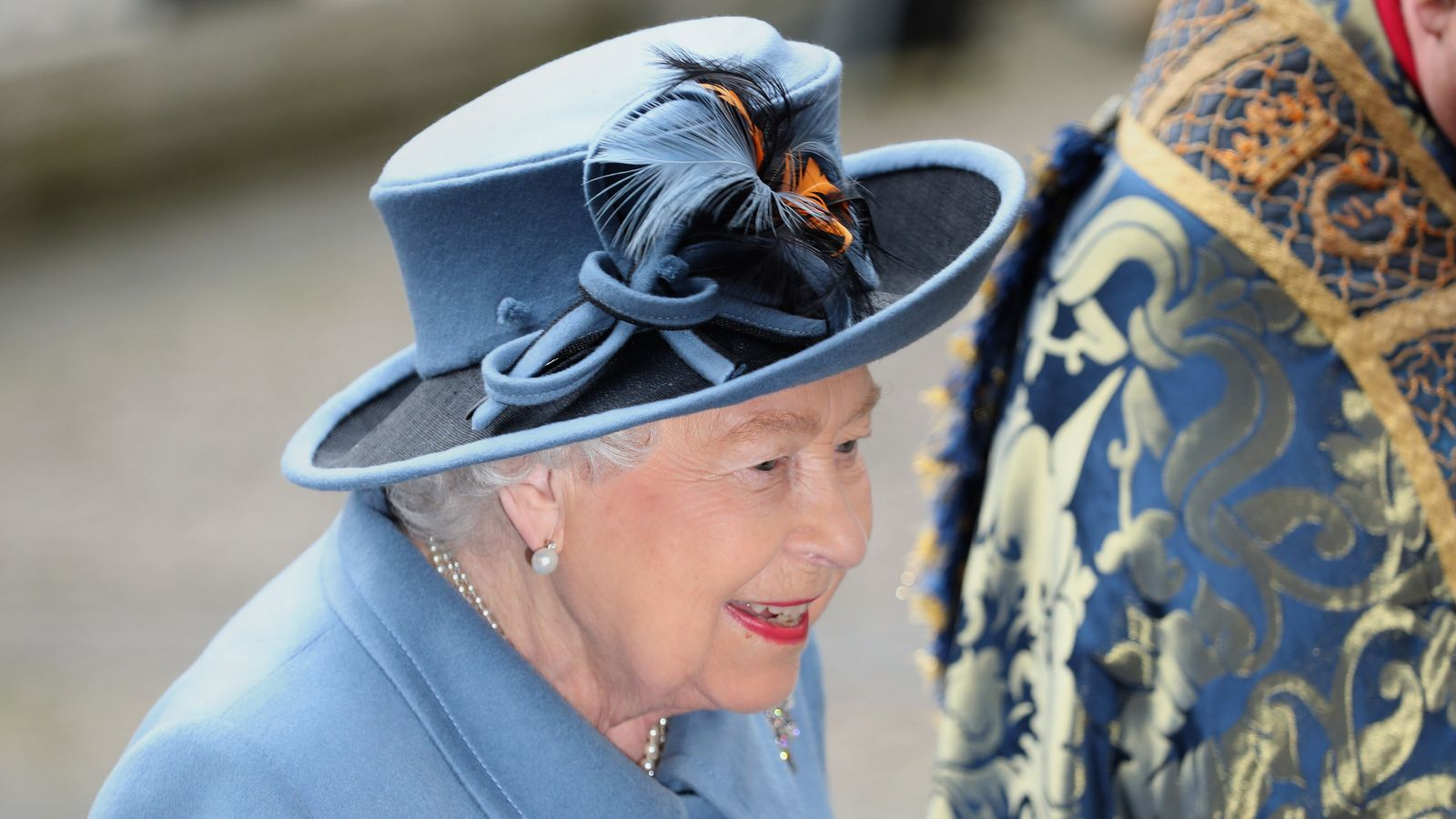 Coronavirus: Queen records special broadcast to air on Sunday - Sky News