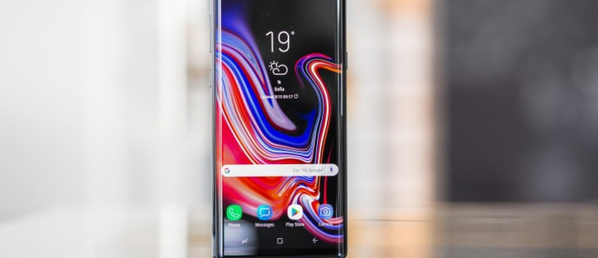Samsung Galaxy Note9 gets fifth Android 10 beta - GSMArena.com news - GSMArena.com