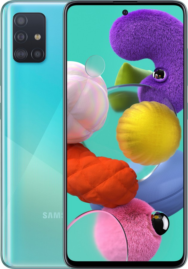 Samsung starts selling Galaxy A51 in Europe - GSMArena.com news - GSMArena.com