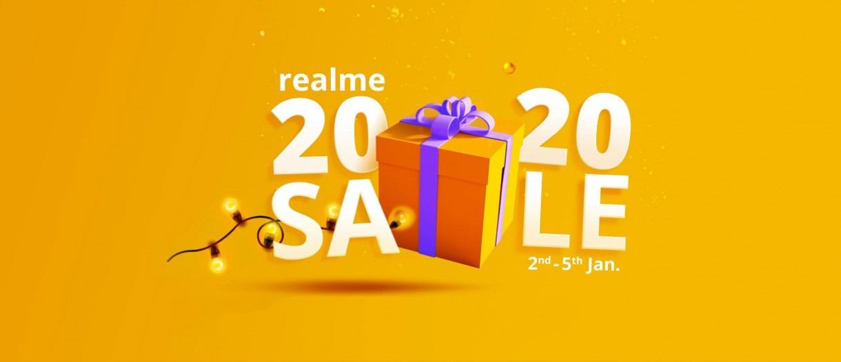 Deal: Realme announces New Year sale, discounts many devices - GSMArena.com news - GSMArena.com