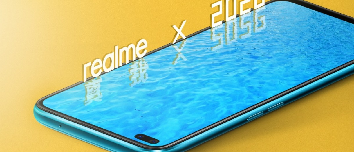 Realme X50 5G Lite gets teased days before the announcement - GSMArena.com news - GSMArena.com