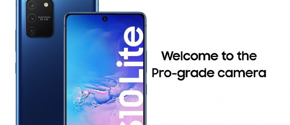 Samsung Galaxy S10 Lite India launch date revealed by Flipkart - GSMArena.com news - GSMArena.com