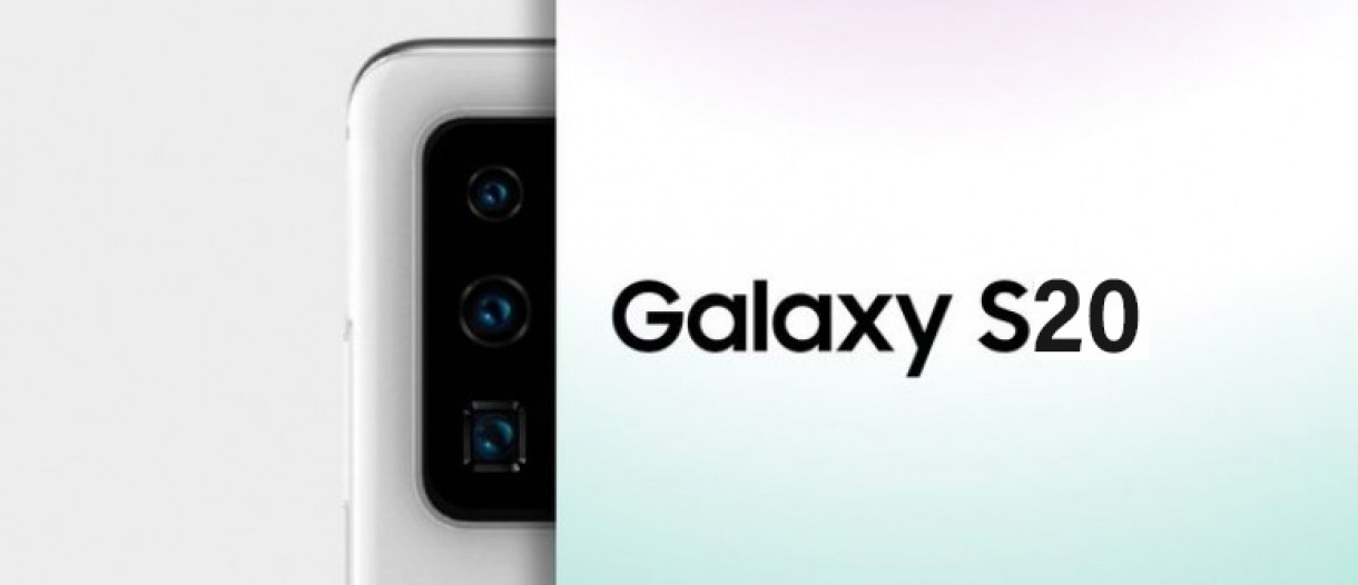 Samsung Galaxy S20, Galaxy S20+ names officially confirmed - GSMArena.com news - GSMArena.com