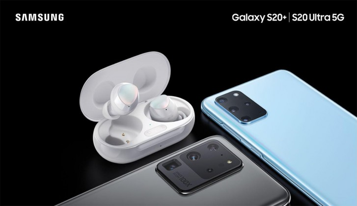 European Galaxy S20 phones will be bundled with Galaxy Buds+, here's how much they'll cost - GSMArena.com news - GSMArena.com