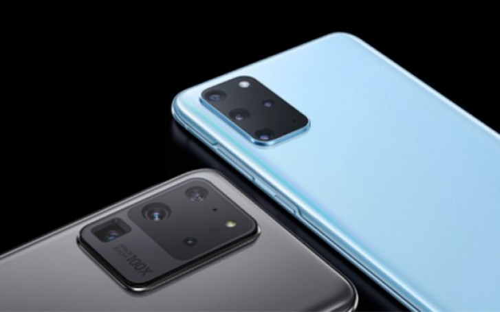Samsung Galaxy S20 trio's European pricing surfaces - GSMArena.com news - GSMArena.com