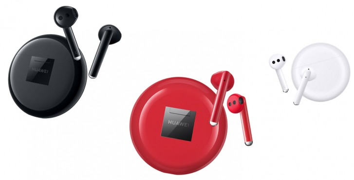 Huawei introduces Freebuds 3 Red edition - GSMArena.com news - GSMArena.com