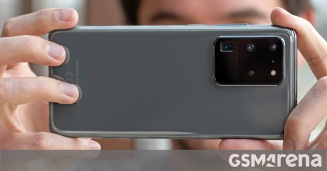 Samsung is working on an update to improve the Galaxy S20 Ultra image quality - GSMArena.com news - GSMArena.com