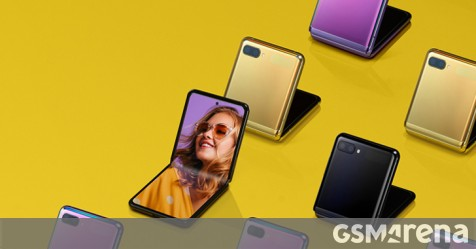 Samsung: Galaxy Z Flip's design story is one of fashion and hinge design innovation - GSMArena.com news - GSMArena.com
