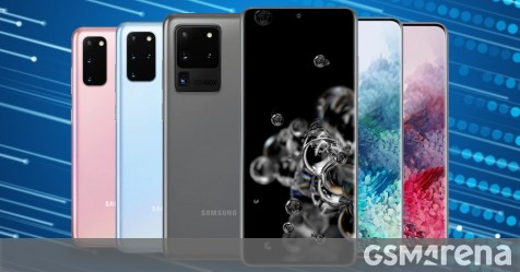 Insiders: Galaxy S20 lineup is selling less than the S10, S20 Ultra the most popular - GSMArena.com news - GSMArena.com