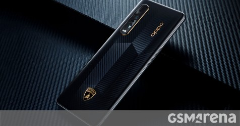 Oppo Find X2 Pro Lamborghini Edition debuts with lavish styling, eye-watering price - GSMArena.com news - GSMArena.com