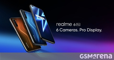 Realme 6 Pro's promo video features Salman Khan, is all about the cameras and display - GSMArena.com news - GSMArena.com