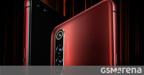 Realme X50 Pro 5G to arrive in China on March 12 - GSMArena.com news - GSMArena.com