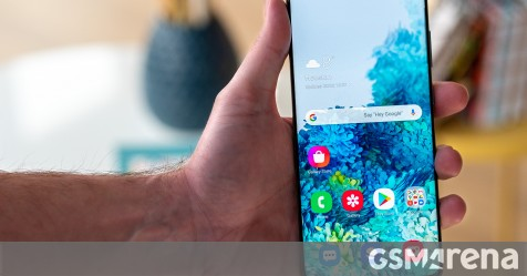 Entire Samsung Galaxy S20-series getting Cloud White versions, coming to Europe as well - GSMArena.com news - GSMArena.com