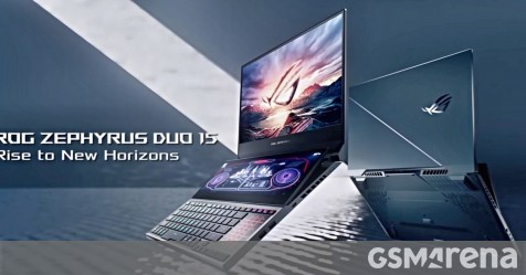 New Razer Blade 15, dual screen Asus laptop announced - GSMArena.com news - GSMArena.com