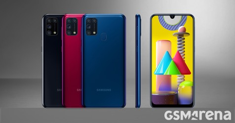 Samsung Galaxy M31 hits the UK - GSMArena.com news - GSMArena.com