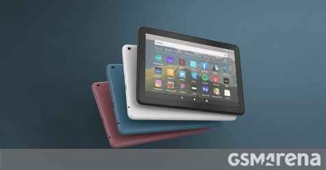 Amazon's new Fire HD 8 tablets bring faster chipsets and USB-C - GSMArena.com news - GSMArena.com