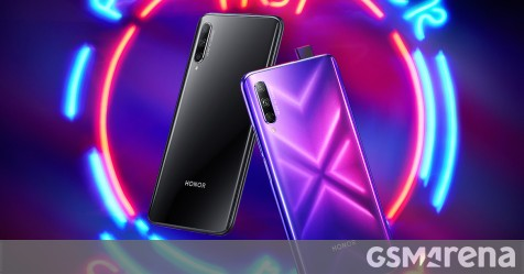 Honor 9X Pro and promo deals hit the UK as Honor revamps its online store - GSMArena.com news - GSMArena.com