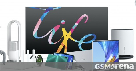 Honor X1 TWS headset and Router 3 unveiled, MagicWatch 2 gets an Artist Edition - GSMArena.com news - GSMArena.com