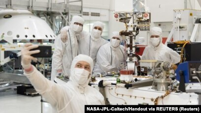NASA's Mars 2020 to Prepare for Humans into Deep Space - VOA Learning English