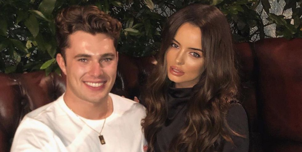 Curtis Pritchard confirms he's single after Maura Higgins split - digitalspy.com