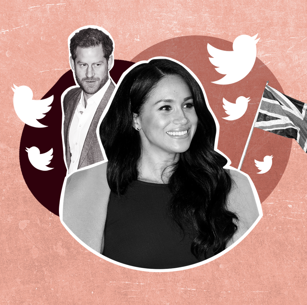 Black Twitter and Prince Harry Are Meghan Markle's Staunchest Support System - HarpersBAZAAR.com