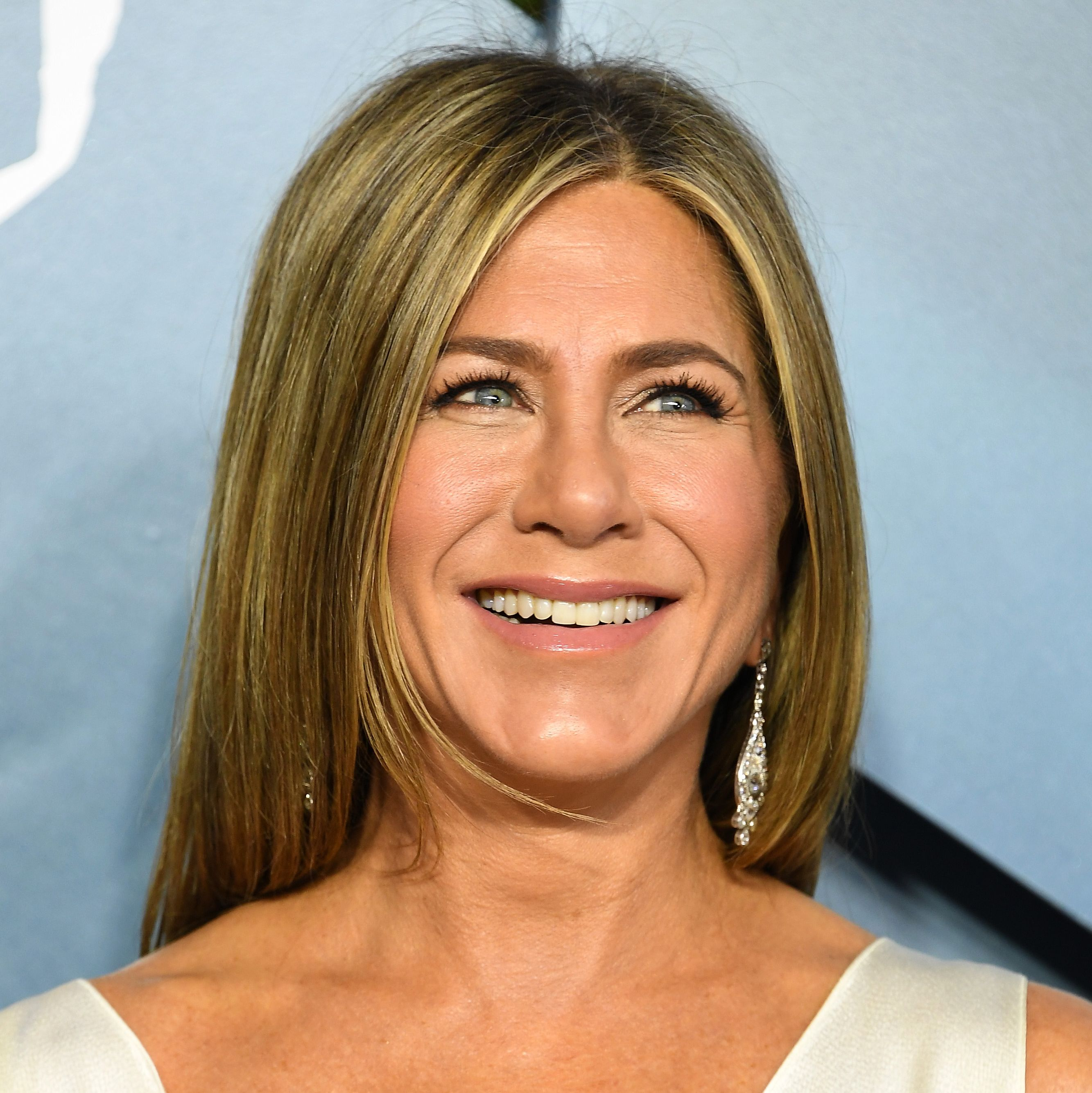 Jennifer Aniston Describes Rumors of Her and Brad Pitt's Reunion as