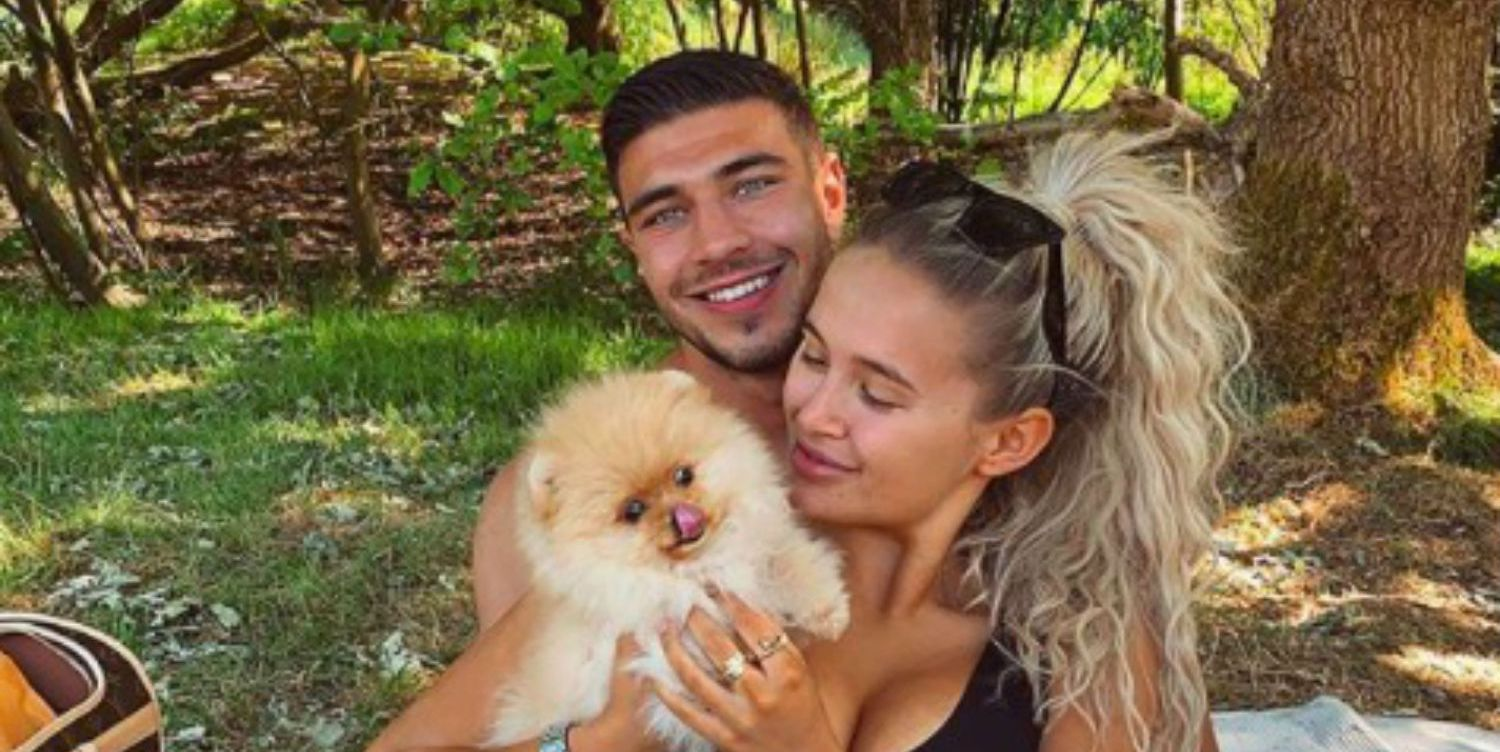 Love Island's Molly-Mae Hague reveals new puppy has died just six days after bringing him - digitalspy.com