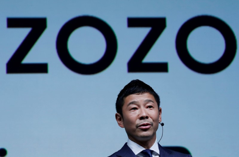 Billionaire Maezawa tops Japan's most followed Twitter rankings - Investing.com