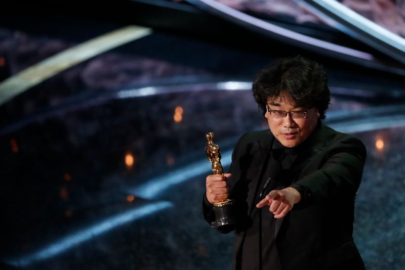 South Korea's 'Parasite' wins Oscar for best international feature film - Investing.com