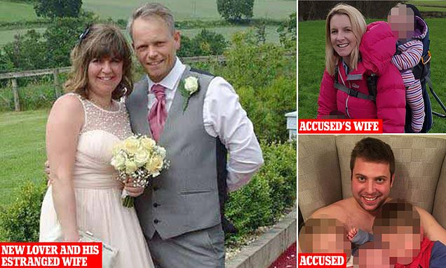 Head teacher admits murdering wife and her company director lover in New Year's Day double killing - Daily Mail