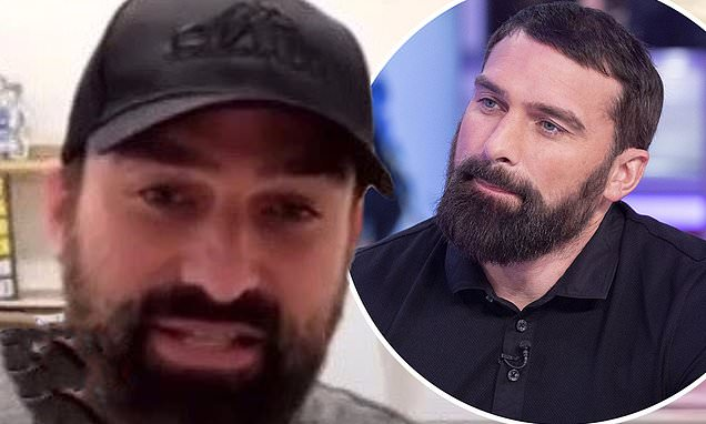 Ant Middleton reveals his mother has died from cancer aged 62 just weeks after she was diagnosed - Daily Mail