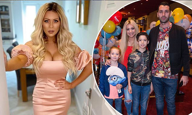 Nicola McLean claims she was sexually assaulted by her male masseuse - Daily Mail