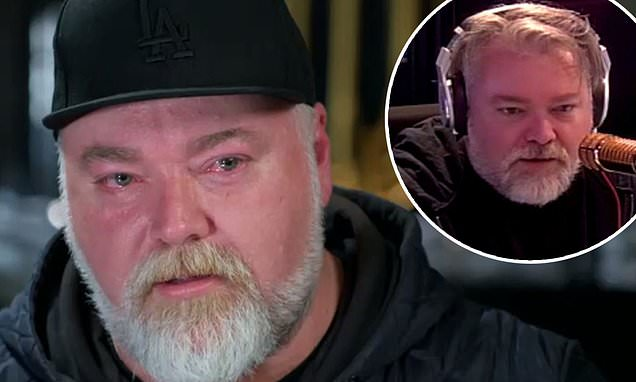Kyle Sandilands shares a health update after revealing he 'could die' - Daily Mail