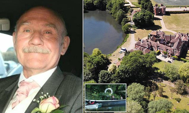 Stone-throwing yobs wanted over death of angler may be as young as 11 - Daily Mail