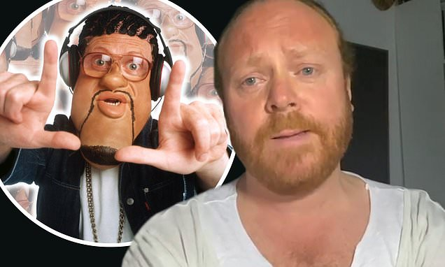Leigh Francis issues an emotional apology for playing black people on his show Bo' Selecta! - Daily Mail