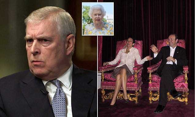 RICHARD KAY: Prince Andrew's silence is ruinously damaging his mother - Daily Mail