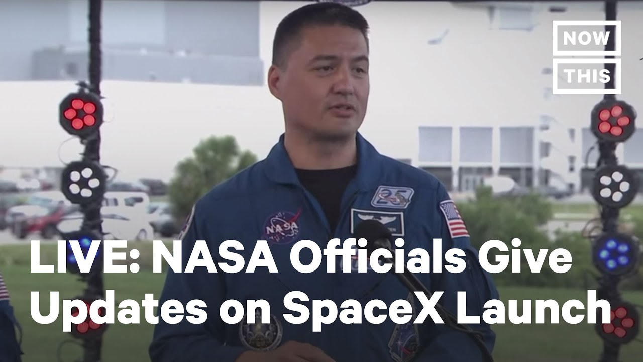 NASA Administrator Holds Pre-Launch Briefing | LIVE | NowThis - NowThis News