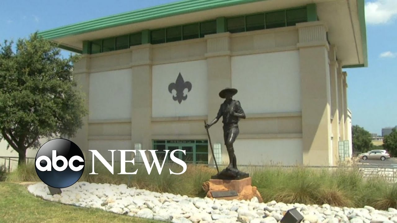 Boy Scouts organization files for bankruptcy l ABC News - ABC News