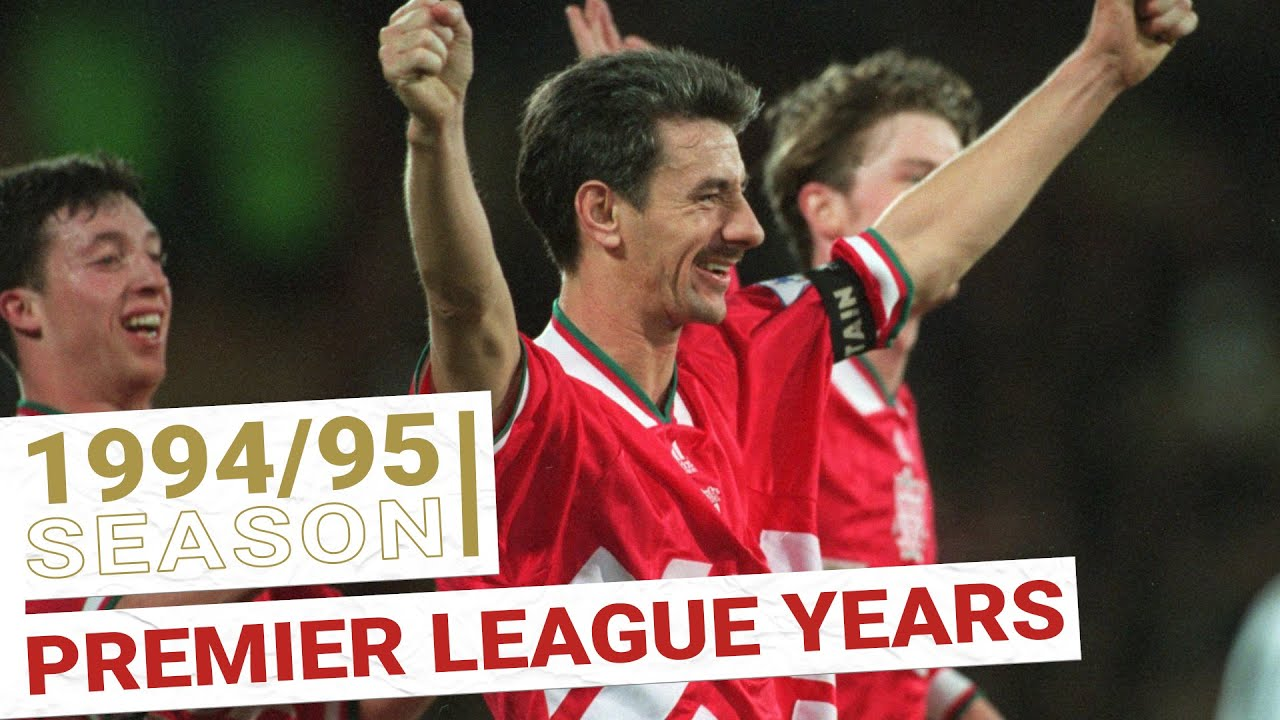Liverpool's Premier League Years: 1994/95 Season | EVERY GOAL - Liverpool FC