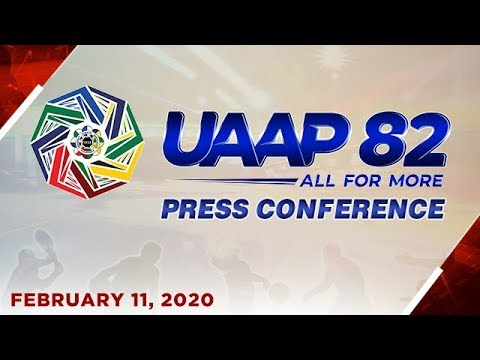 Live: UAAP 82 Volleyball Press Conference | February 11, 2020 - ABS-CBN Sports