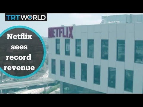 Netflix sees record revenue amid social distancing worldwide - TRT World