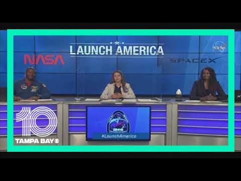 NASA, SpaceX launch American astronauts from US soil for the 1st time in nearly a decade - 10 Tampa Bay