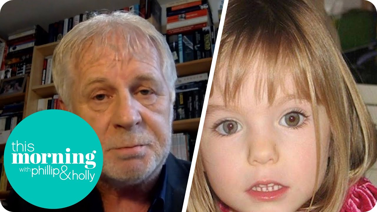 Why Madeleine McCann Officer Is The 'Most Hopeful' He's Ever Been | This Morning - This Morning