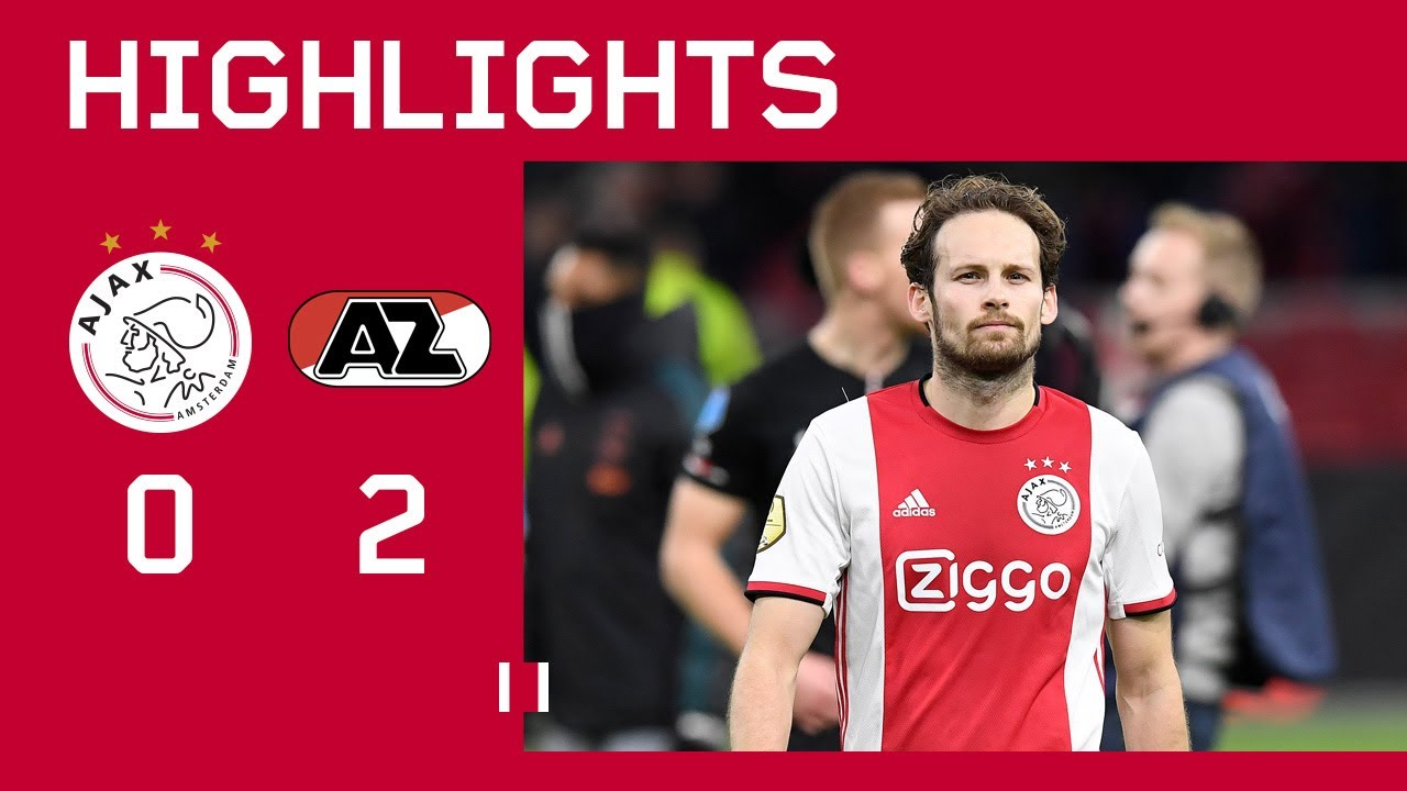 Highlights Ajax - AZ | Eredivisie - AFC Ajax