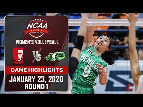 EAC vs. CSB - January 23, 2020 | Game Highlights | NCAA 95 WV - ABS-CBN Sports